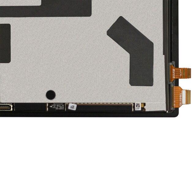 """Original 12,3 """"Pro7 LCD para Microsoft Surface Pro 7 1866 pantalla LCD Digitalizador de pantalla táctil de la Asamblea"""