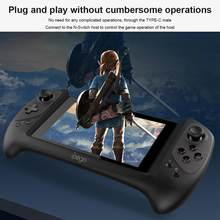 Joystick Controller per Nintendo Switch Joycon Joy Con Control Gamepad Trigger Game Pad Joy Stick USB Wireless Joicon Yoistick