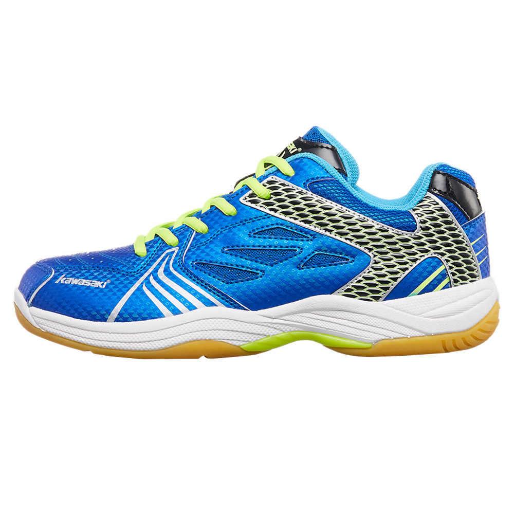 BOUSSAC 2019 Professionelle Kawasaki Badminton Schuhe Tragen-beständig Gummi Indoor Gericht Sport Schuh für Männer Frauen Turnschuhe