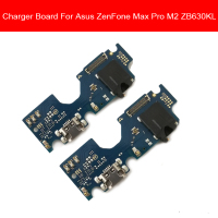 USB Charging Jack Dock Board For ASUS ZenFone Max Pro M2 ZB631KL USB Charger Port Flex Ribbon Cable Replacement Repair Parts|Mobile Phone Flex Cables|Cellphones & Telecommunications -