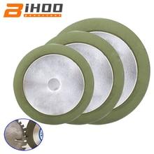 100 мм/125 мм/150 мм Алмазный шлифовальный круг Circl для вольфрамовой стали Фрезерный резак инструмент точилка шлифовальный станок 1 шт. 150-320 Грит