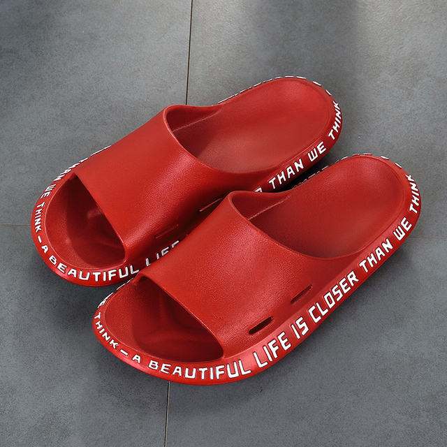 Slippers Male Casual Slides Non Slip
