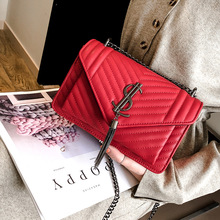 2019 New Lady Messenger Bag Tassel Crossbody Bags for Girls Shoulder Bags Female Designer Bags Handbags Women Famous Brands