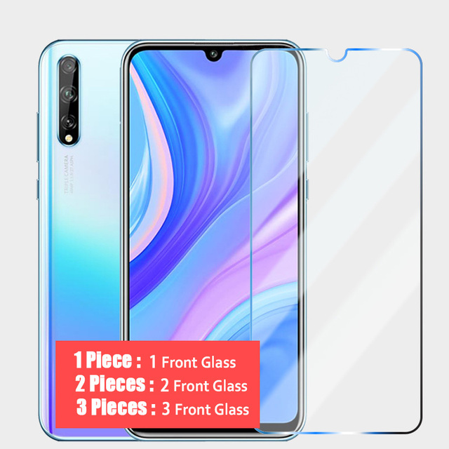 3PCS Tempered Glass on Huawei P Smart 2021 P Smart Z S 2019 Screen Protector Glass for Huawei P30 Lite P40 Lite P20 Pro Glass 3
