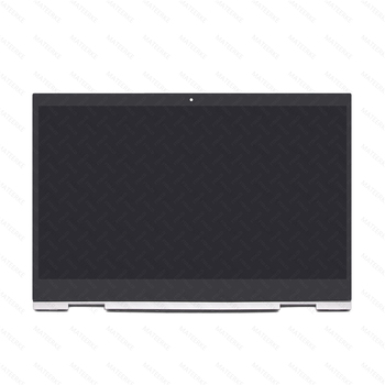 LED Display LCD Touch Screen Assembly With Frame For HP ENVY X360 15-cn0000 4TX74EA 15-cn0001nl 4MY54EA 15-cn0002ng 4AX02EA