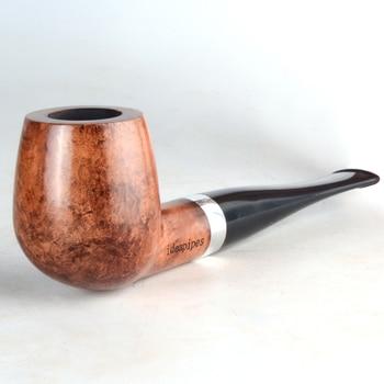 tobacco smoking briar pipes, briar pipes, 9MM filter #201,Straight pipe, billiard shape ганг сумка briar 3х16х25 см