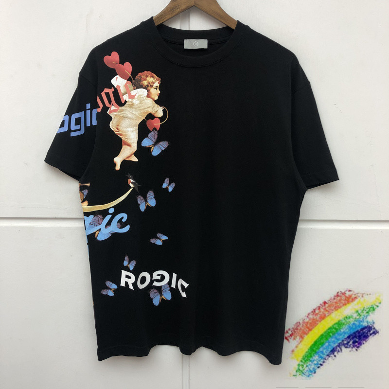 2020ss ROGIC Cupid T Shirt Men Women Summer Style high-quality Summer Style T-shirt Tees