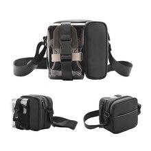 2 in1 sac Portable pour DJI Mavic Mini Drone à distance EVA coquille dure sac à bandoulière indépendant sac de rangement étui de transport accessoires