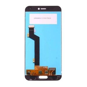 Image 3 - Oryginalny lcd dla xiaomi mi 5C wyświetlacz ekran dotykowy Digitizer zgromadzenie z ramą dla xiaomi mi 5C M5C telefon czujnik części