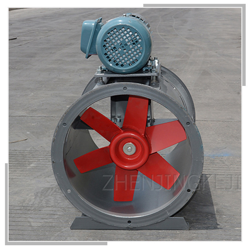 t30 type axial fiow fan belt smoke explosion proof metal fan spray booth dust collector exhaust fan low pressure fan smoke tools