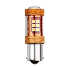 1156 1157 a mené Des Lumières De Voiture Ampoule de Clignotant Ba15s P21w Bay15d Py21 5w Véhicule T25 3157 T20 7443 Voiture Lampe À Led 12V 1 pièces