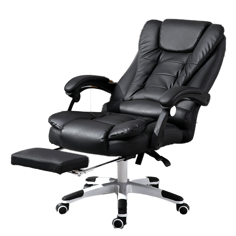 Luxury Quality Poltrona Esports Silla Gamer Office Live Boss Chair Can Lie With Footrest Synthetic Leather Office Furniture