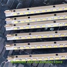 """2Pieces/lot  LED Strip For 42"""" V13 Edge REV0.8 6920L 0001C 6922L 0051A 6916L1269A 54LEDS 535MM 100%NEW"""