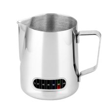 Coffee-Cup Latte Cappuccino Milk-Cream Stainless-Steel Pitcher Ce Kitchen-Accessories
