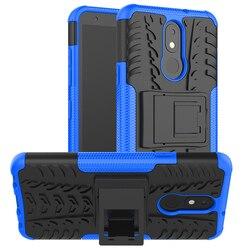 На Алиэкспресс купить чехол для смартфона for lg k30 x2 2019 v50s g8x cover hybrid shockproof armor tpu +pc phone stand case for lg v50s g8x k30 x2 2019 phone case