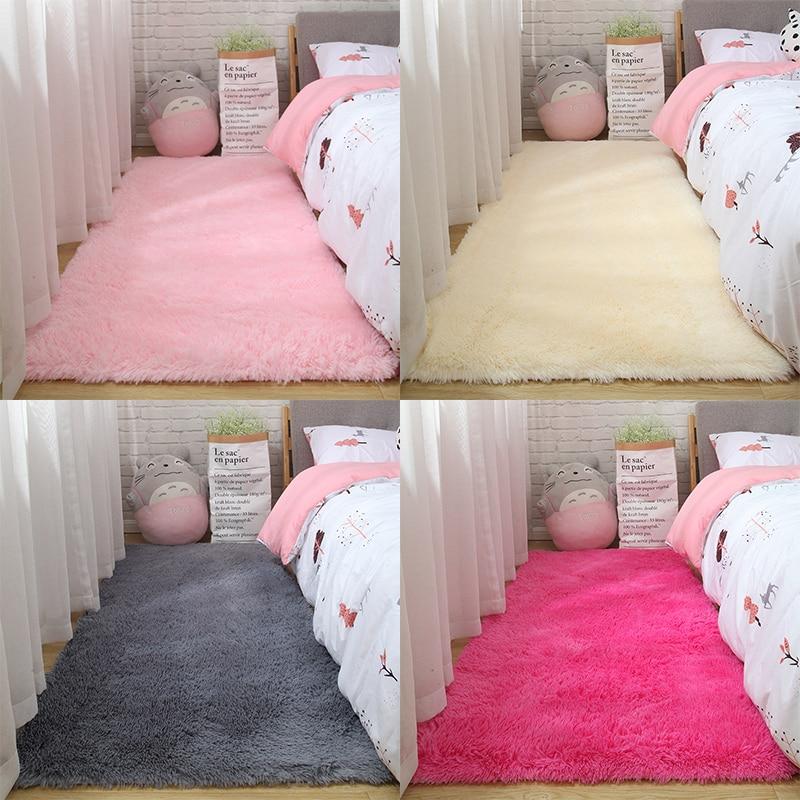 Tapis de soie salon, table à thé, canapé chambre, belle moquette de chevet, chambre de princesse, rebord de fenêtre, matelas tatami