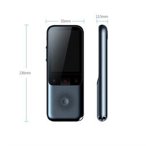 Image 3 - Traductor de voz inteligente portátil T11, 138 idiomas, Multi lenguaje, traductor interactivo fuera de línea, viajes de negocios