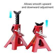 6t carro piso jack carrinho de elevador par rack reparação universal suporte protetor adaptador liga alumínio pneu mudança equipamento levantamento