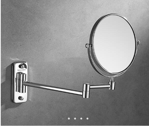 do banheiro espelho inteligente maquiagem espelho fixado