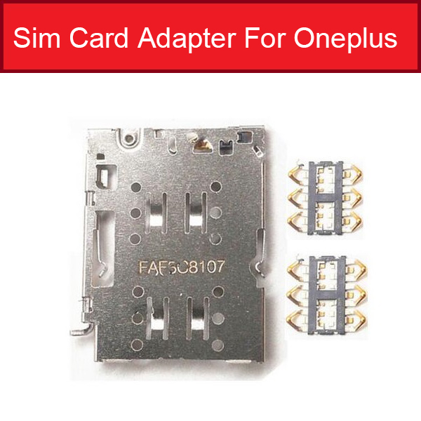 Sim Card Flex Cable For Oneplus 3 3t 5 5T 6 A3003 A3010 A5010 SD Memory Card Slot Flex Ribbon Cable Replacement Repair Parts