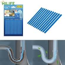 12 шт/компл очиститель воздуха для дома очистки сливной Туалет