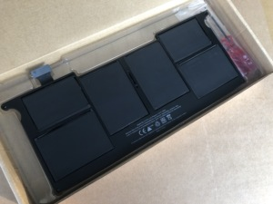 "Image 3 - מחשב נייד סוללה עבור Apple Macbook Air 11 ""A1370 2010 שנה מחשב נייד, Repace: A1375 סוללה 661 5736"