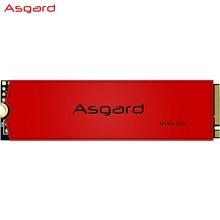 Asgard an3 plus vermelho série m.2 ssd m2 512gb pcie nvme 512gb 1tb 2tb unidade de estado sólido 2280 disco rígido interno para o cache do portátil