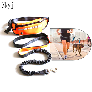 Pet Pocket Running Two-Piece Traction Rope  1