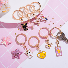 2020 cute keychain creative small key holder supply cartoon style suitable gifts for kids handbag decoration new arrive