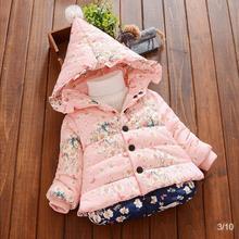 Детская одежда для маленьких мальчиков и девочек зимние теплые пальто, куртка г. Детские плотные худи верхняя одежда на молнии зимние комбинезоны