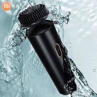 2020 xiaomi kubi masculino puro instrumento de limpeza elétrica ipx7 beleza limpa rosto pele massageador limpeza profunda sujeira óleo limpeza