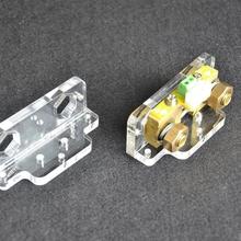 100A 350A próbnik przezroczysta podstawa Coulomb licznik próbnik kryształowa podstawa Coulomb licznik akcesoria części tanie tanio Shanwen Metalworking NONE CN (pochodzenie) As show