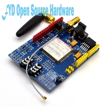 SIM900 GPRS/GSM פיתוח מגן Quad Band מודול עבור arduino תואם עם UNO מגה 2560 פטל