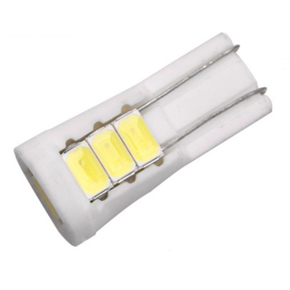 Car Led Width Lamp High Temperature Resistant Ceramic T10-5630-8smd