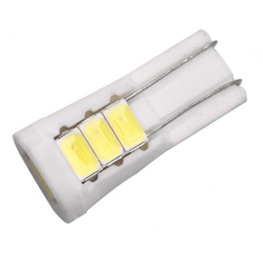 Car Led Width Lamp High Temperature Resistant Ceramic T10-5630-8smd