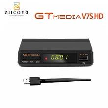 Original Full HD Freesat V7 GTMEDIA V7S Satellite Tv Receiver DVB S2 HD Decoder no APP included