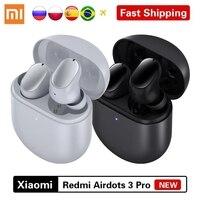 Xiaomi-smartphone redmi airdots 3 pro mi tws, teléfono con bluetooth, cargador qi, con cancelación de ruido de 35db