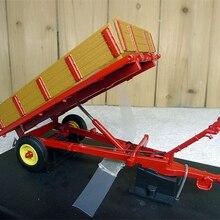 Редкое Специальное предложение 1:32 MF3 сплав буксировочный ковш трактор аксессуары сельскохозяйственный транспорт коллекция моделей