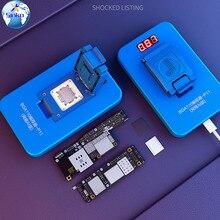 Programmateur JC P11 BGA110 NAND Flash pour iPhone 8, 8P, X, XR, XS, XSMAX, pour Modification des données SYSCFG et réparation décriture