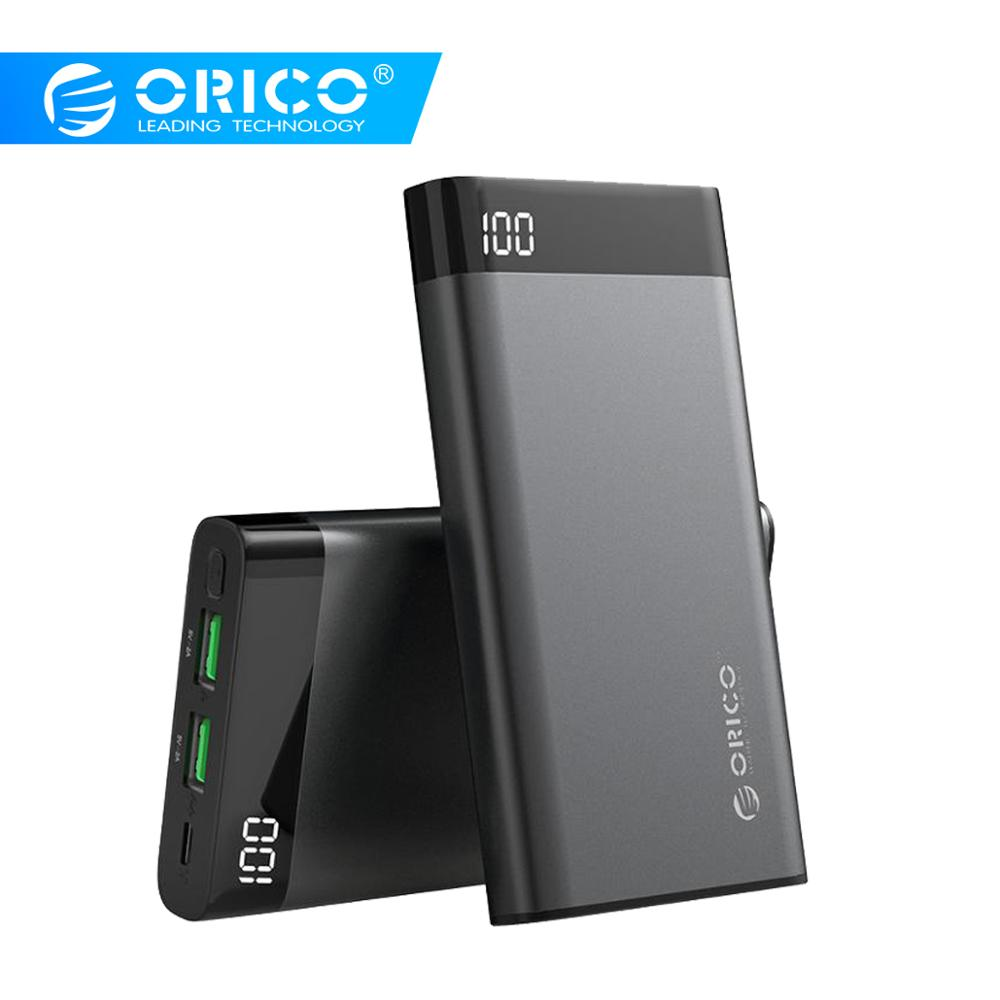 ORICO 10000mAh Power Bank Dual USB 5V2A 1