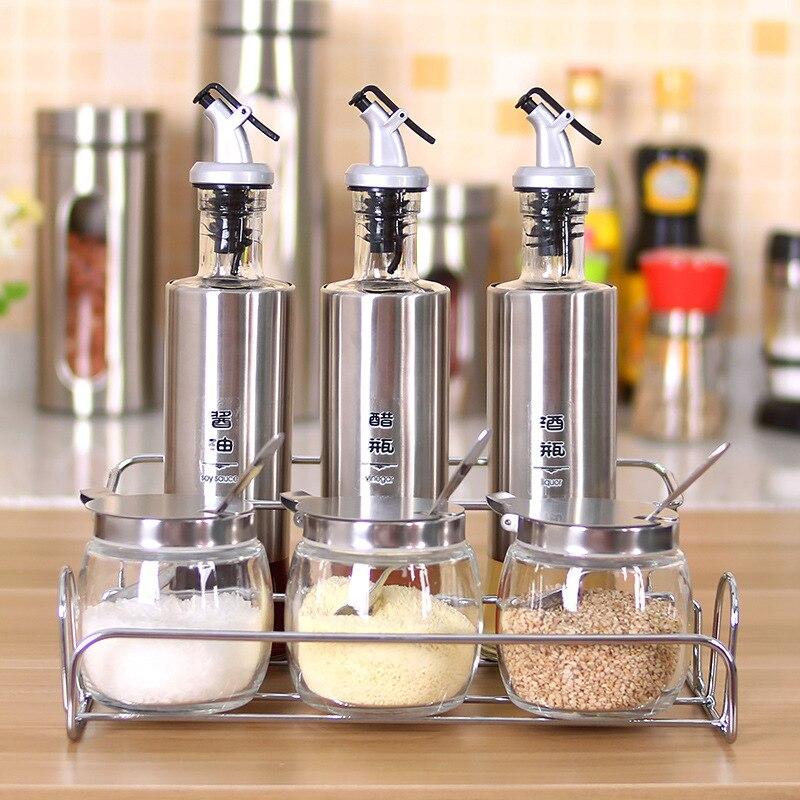 Cuillères de cuisine Cocinar ensemble de casserole antiadhésive bois bambou spatule huile d'olive pulvérisateur cuisine cuillère 2 Bacon cuisinière cuisine spatule Kitc
