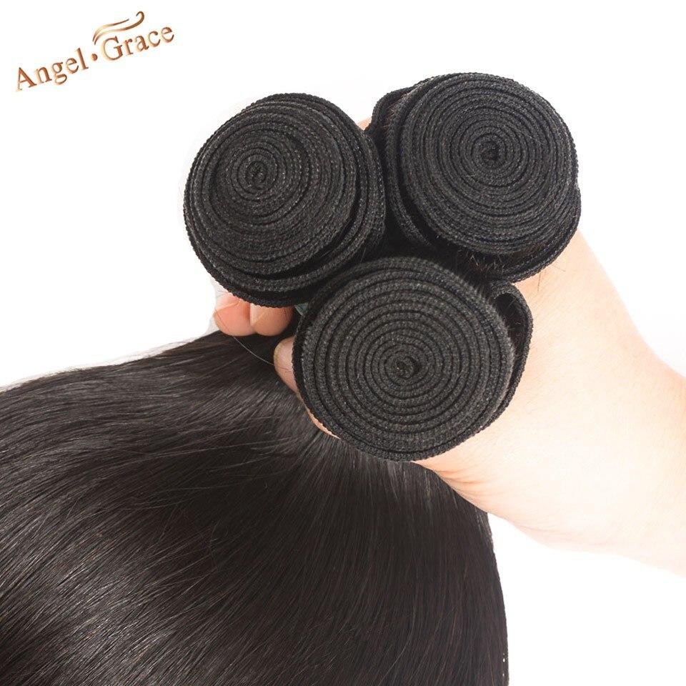 straight hair bundles weave