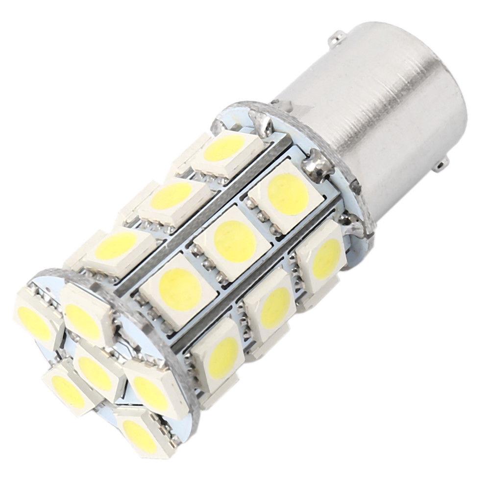 20pcs LED Interior Light Auto 12V Replacement Lamp White Vehicle Camper Trailer
