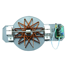 Hall motor high speed motor brushless motor magnetic levitation motor Module With power Multi-layer Structure Creative Decoratio