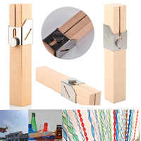Tool For Home Plastic Bottle Cutter Outdoor Green Hand DIY Plastic Bottle Rope
