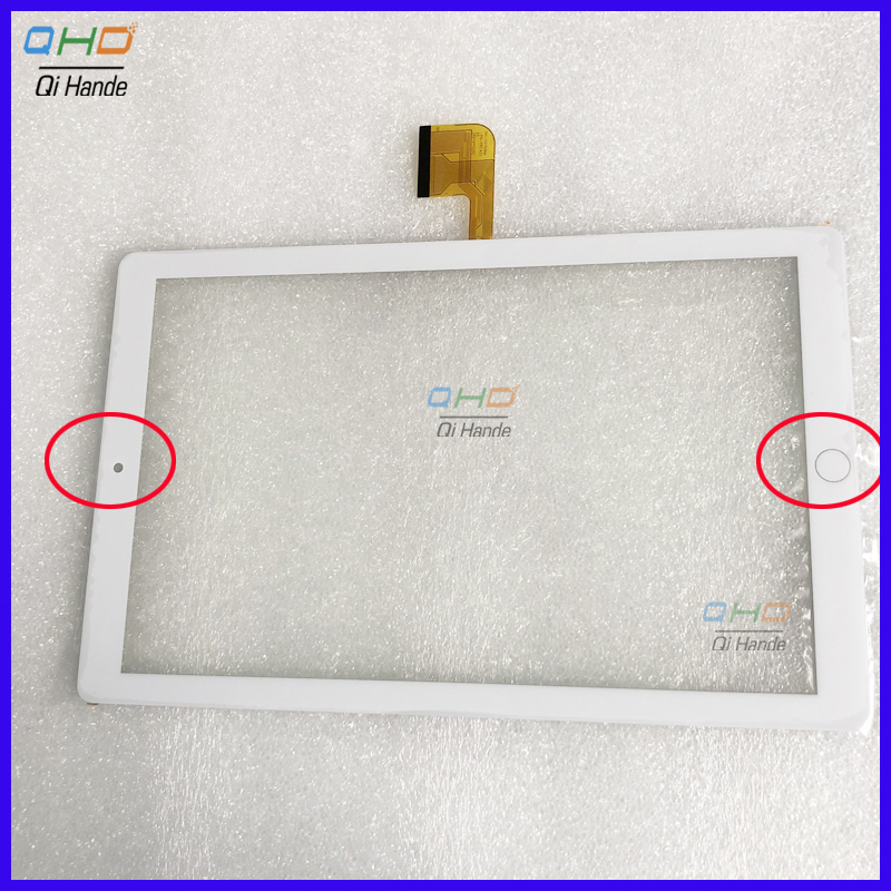 New For 10.1'' Inch CH / DH-10153A4-PG-FPC431 Tablet Computer External Capacitive Touch Screen Digitize Panel Sensor Multitouch