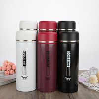 Stainless Steel 304 Vacuum Insulation Cup Car Mounted Business Tumbler Couples Rome Office Cup