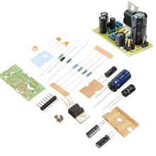 TDA2030A Audio Power Amplifier Board Module Mono Stereo Amp Subwoofer DIY Kits цена и фото