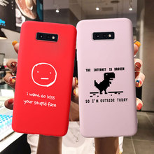 3D Candy Silicone Case For Samsung A50 Case Cover A40 A70 A30 A60 A20e Core A90 5G A10s A5 A6 A8 A7 2018 8 9 Note 10 Plus Cases
