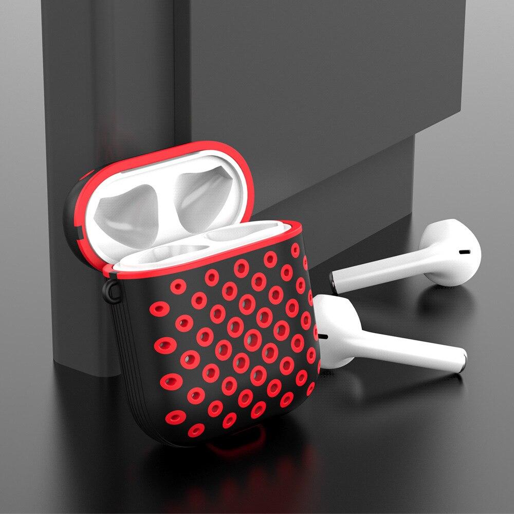 Ares серии AirPods защитный чехол беспроводные Bluetooth наушники гарнитура Универсальный 1/2 поколение